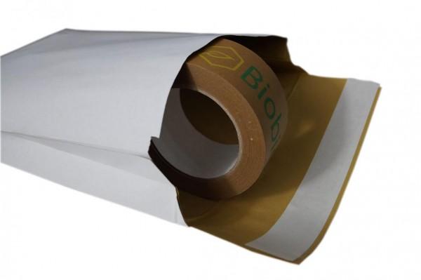 Polster Faltentasche B4 250 x 353 x 50 mm mit 100% Recycling