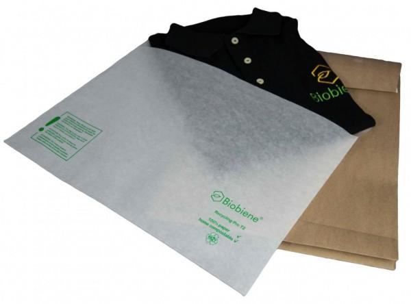 Transluzente Versandtaschen-Schutzhülle A3 aus Papier mit Haftklebebschluss (100 Stück)