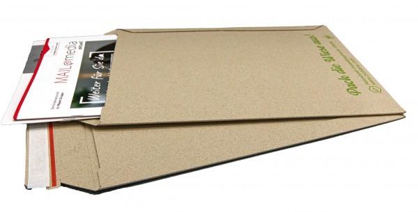 Naturebox® umweltfreundlich Versandtasche aus Graspapier