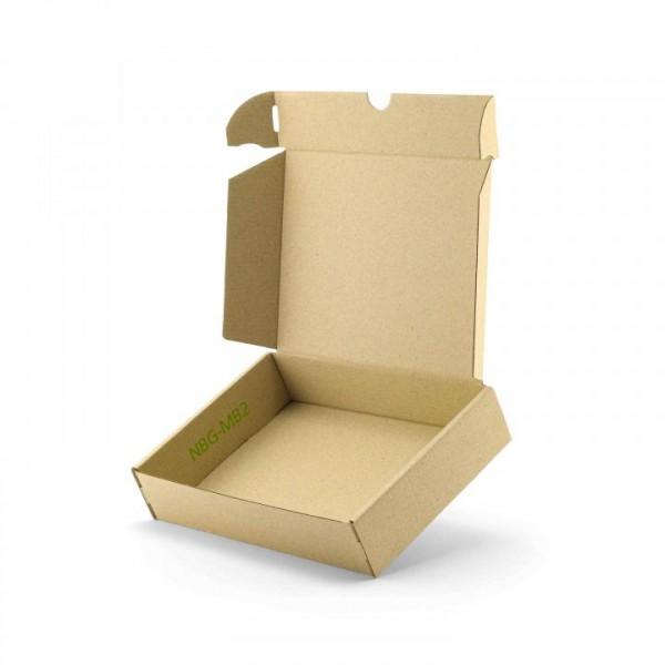 Naturebox® Maxibriefkartons 235x170x45 mm DIN B5