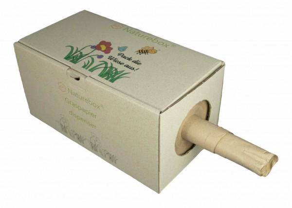 Graspapier Spendebox