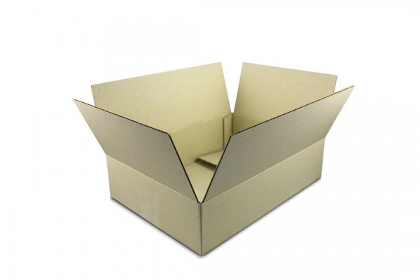 Graskarton DHL Größe S by Naturebox® 340x240x85 mm