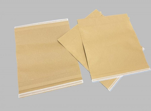 E-Commerce Textilversandtasche XL aus Papier
