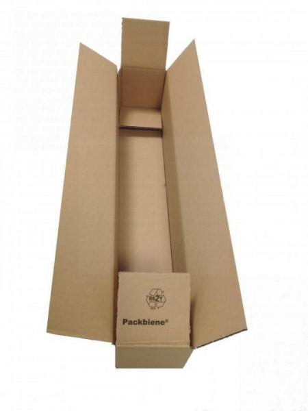 Faltschachtel (VH3) 990x170x170mm einwellig Braun